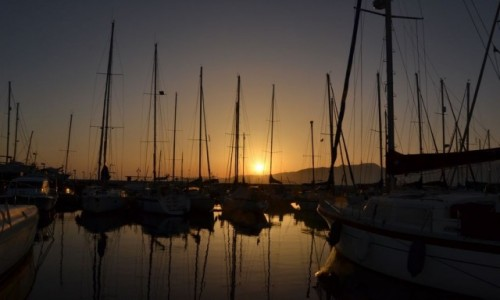 Zdjęcie GRECJA / Cyklady / Morze Śródziemne / Rejs wokół Sardynii i Korsyki