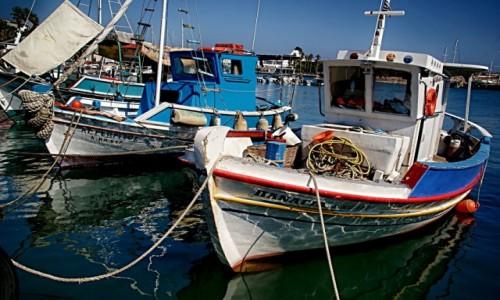 Zdjęcie GRECJA / Dodekanez / kos / port
