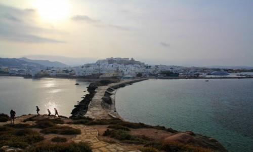 Zdjecie GRECJA / Cyklady / Naxos / Naxos