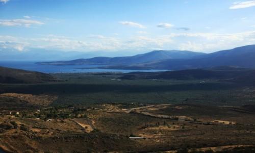 Zdjęcie GRECJA / Tesalia / Parnas / W drodze do Delf III