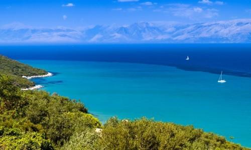 Zdjęcie GRECJA / Corfu / kassiopi / corfu