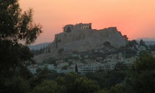 GRECJA / ateny / ateny / Akropol