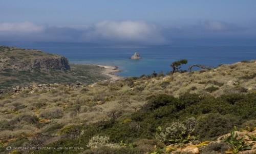Zdjecie GRECJA / Kreta / Półwysep Gramvousa / Półwysep Gramvousa