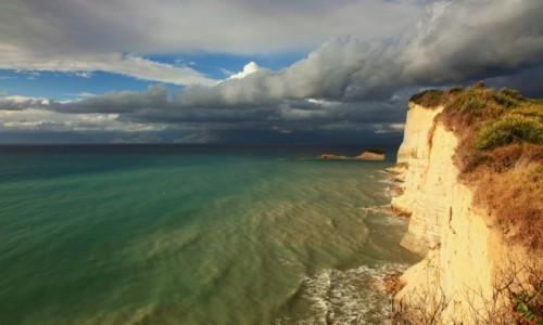 Zdjęcie GRECJA / Korfu / Sidari / Nad klifem