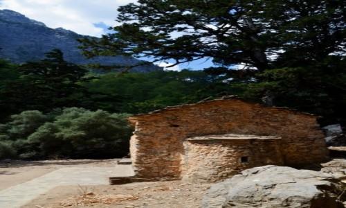 Zdjecie GRECJA / Kreta / W�w�z Samaria / Ag. Nicolaos