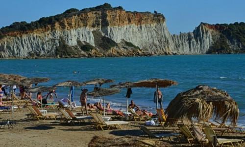 Zdjecie GRECJA / - / Zakynthos / Gerakas Beach