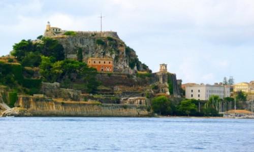 Zdjecie GRECJA / Morze Jo�skie / Korfu / Korfu
