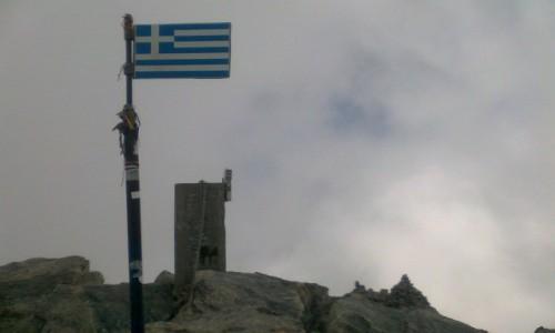 Zdjecie GRECJA / Olympus Range / Najwy�szy szczyt Grecji  / Olimp (Mitikas)