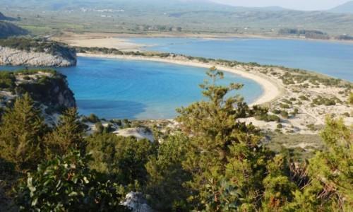 Zdjecie GRECJA / Peloponez / Voidokilia / Voidokilia