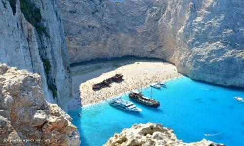 Zdjęcie GRECJA / - / Zakynthos / Mróweczki i stateczki;)