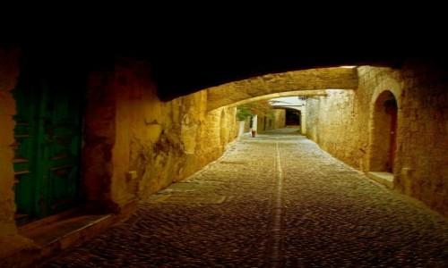 Zdjęcie GRECJA / Rodos / Stare Miasto-Rodos / Klimat Rodyjskich uliczek