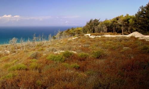 Zdjecie GRECJA / Rodos / wzgórze Filerimos, / Miejscem, którego nie sposób pominąć