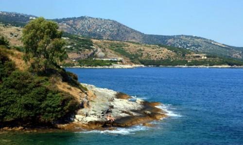 Zdjecie GRECJA / Korfu / Kassiopi / Intymnie