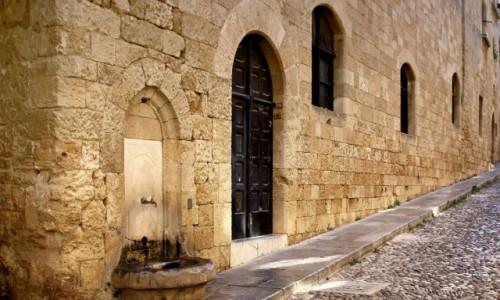 Zdjecie GRECJA / Rodos / Stare Miasto-Rodos / Klimat Rodyjski