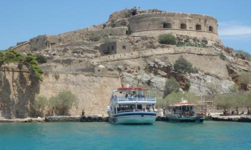 Zdjecie GRECJA / Kreta / Kreta / Spinalonga