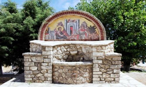Zdjęcie GRECJA / Korfu / Góra Pantokrator / Tutaj ugasisz pragnienie