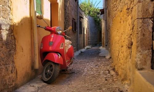 Zdjęcie GRECJA / Dodekanez / Rodos / Stare Miasto