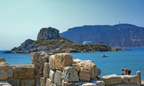 Zdjęcie GRECJA / Kos / Kos /  Agios Stefanos