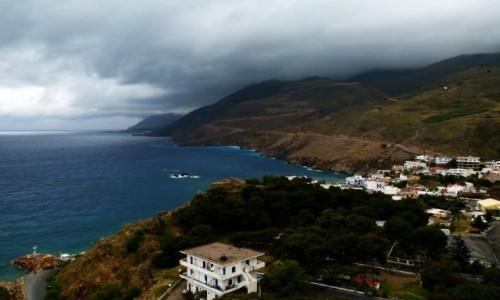 Zdjęcie GRECJA / Kreta / Sfakia / Chora Sfakia