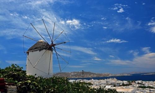 Zdjęcie GRECJA / Cyklady / Mykonos / Mykonos