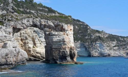 Zdjecie GRECJA / Paxos/Antipaxos / Paxos/Antipaxos / Niesamowity łuk