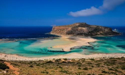 Zdjęcie GRECJA / Kreta / Balos / Chwila w raju