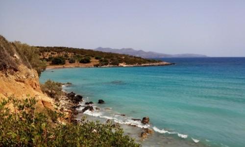 Zdjęcie GRECJA / Kreta / Istro / Kreta - Morze Śródziemne