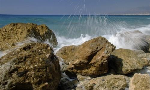 Zdjęcie GRECJA / Kreta / Ierapetra / plusk!