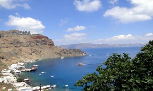 GRECJA / Santorini / Thirasia / Thirasia.