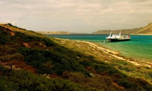 Zdjecie GRECJA / Kreta / Zatoka Balos / Kawałek raju na
