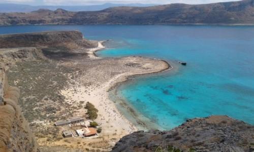 Zdjęcie GRECJA / -Kreta / Gramvousa / Raj na Krecie