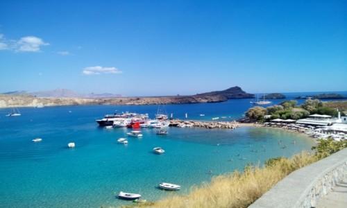 Zdjęcie GRECJA / Lindos / Lindos / Grecja