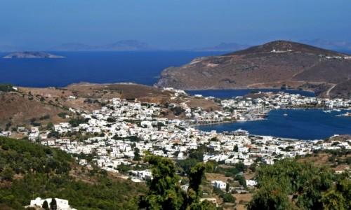 Zdjecie GRECJA / Dodekanez / Patmos / Patmos