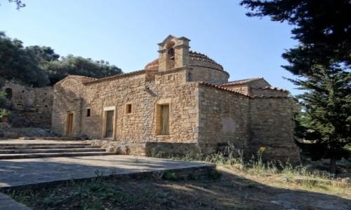 GRECJA / Kreta / Episkopi / Kościół Michała Archanioła