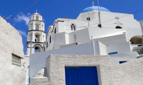 Zdjęcie GRECJA / Santorini / Pyrgos / Santoryńskie klimaty
