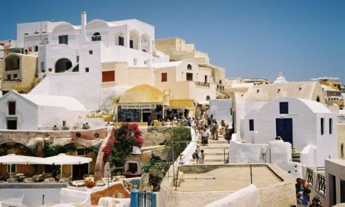 Zdjecie GRECJA / brak / Santorini / Santorini