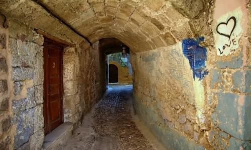 Zdjęcie GRECJA / Dodekanez / Stare Miasto / .Rodos