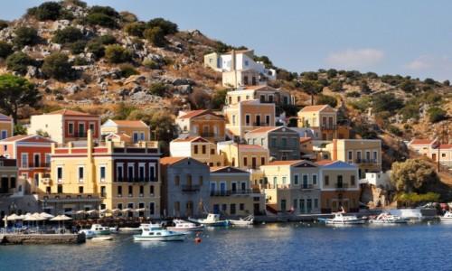 Zdjecie GRECJA / Dodekanez / Wyspa Symi / Wyspa Symi