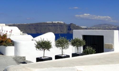 Zdjecie GRECJA / Santorini / Oia / Wspomnienie z S
