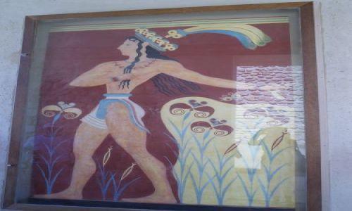 Zdjecie GRECJA / Kreta / Knossos / Kreta