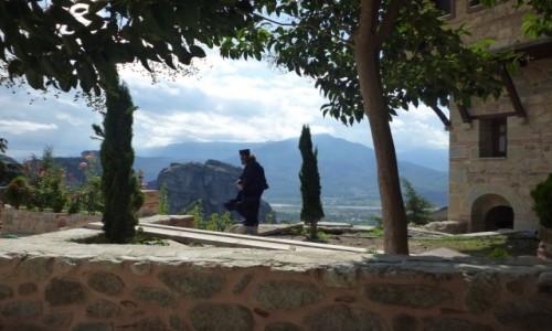 Zdjecie GRECJA / Grecja środkowa / Meteory / Świat mnichów