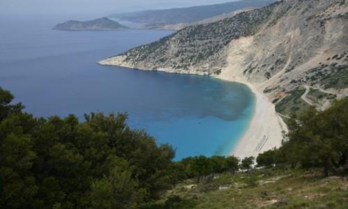 Zdjecie GRECJA / xxx / Kefalonia / Plaża Kefalonia