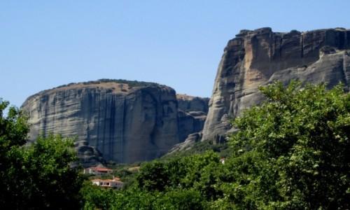 Zdjęcie GRECJA / Tesalia / Kalampaka / Kalampaka
