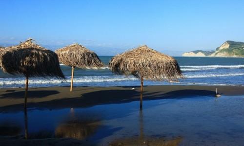 Zdjęcie GRECJA / Korfu / Agiou Georgiou  / Plaża