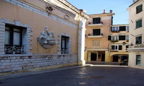 Zdjęcie GRECJA / Korfu / Stolica / Zaułki miasta