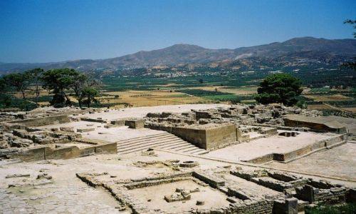 Zdjęcie GRECJA / brak / Fajstos / Kreta