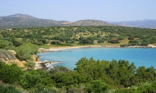 Zdjęcie GRECJA / Kreta Wschodnia / okolice Agios Nikolaos / Zatoka Mirabello