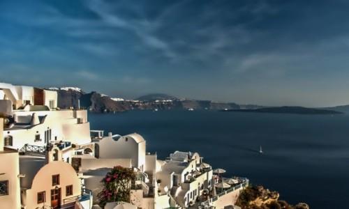 GRECJA / Santorini / Oia / Santorini