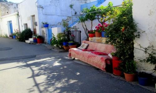 Zdjęcie GRECJA / Kreta Wschodnia / Oros Dikti / Grecka gościnność