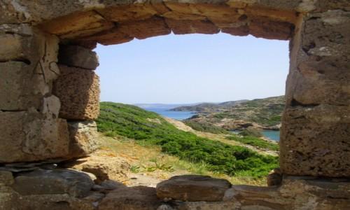 Zdjecie GRECJA / Kreta Wschodnia / okolice Tenda Bay / Jeszcze jedno spojrzenie na zatokę